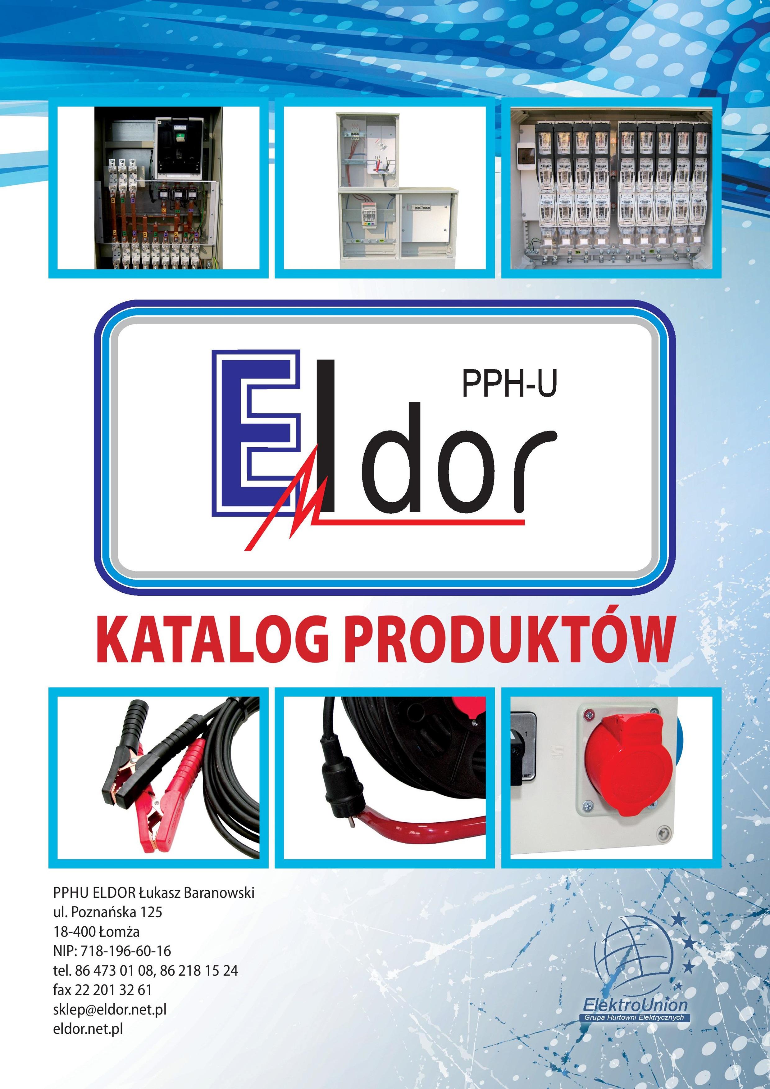 Katalog Eldor